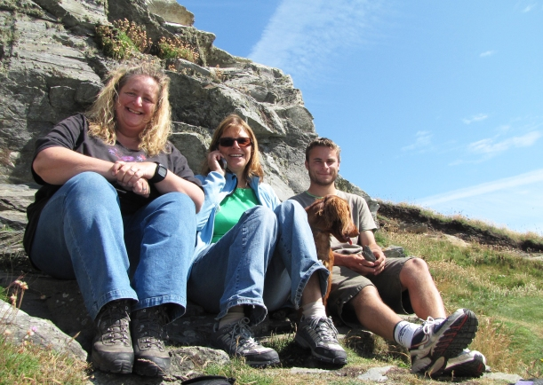 3 Cornwall Seal  Group Steering Group